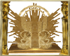 Divine Horse Throne Gold