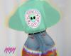 Space Girl Sweatshirt