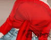 !A Knot Top red