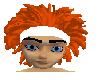 (SMD) Ginger/Wht Hendrix