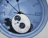Y. Baby Panda Clock