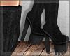 I│Lily Boots Black XXL