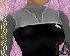 ST Officer's Vest F Grey