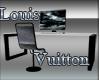 SilverStorm LV PC Desk