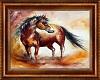 Stormy Horse Art