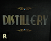 3D Distillery Sign