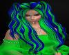 Stefani Blue&Green