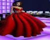 ~TQ~Red Queen Lite Gown
