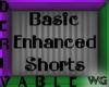 Enhanced Shorts Deriv.
