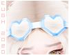 E - Blue Goggles