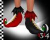 !1314 ELF SANTA#shoes