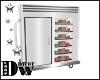 D- Clinic Food Tray Cart