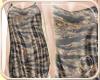 !NC Silk Camo Dress