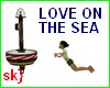 sk} Love on the sea