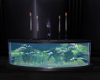 Black n Purple Fish Tank