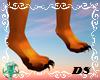 [DS] Fox Feet Paw