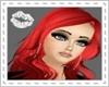 D*fabianne red hair