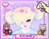♡ bubbles hair! ♡