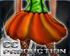 CC Pumpkin Skirt