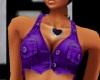 purple sexy denim