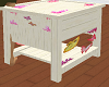 D~ Butterfly End Table