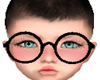 Kids Oculos Preto