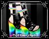 T.F color me  boots