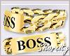 BOSS Gold Bracelet