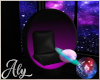 Earth Bubble Chair