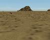Desert Moon Dust Road