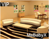 [X]VIP(4): Couch Set