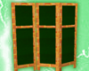 (W) hunter green screen