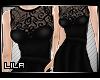 *L Cappy dress