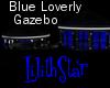 Blue Loverly Gazebo