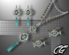 CG | Boho Jewelry Set
