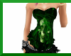 Green top with skull