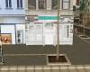 STREET COFFEE SHOP CAFE