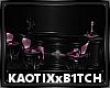 Pink Goth Mini Bar