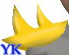 Golden Shoulder Armor R