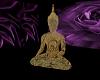 Golden Glass Budha