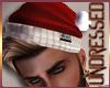 (A) Christmas Cap Blonde