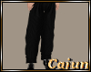 Pinstripe Zoot Pants