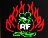 Rat Fink Neon Sign