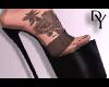 Dark Heels+ Tattoo