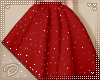 !D! Flowergirl Skirt Red