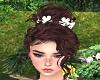 Spring Flowers in Hair_F