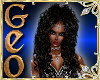 Geo Chantal black gold