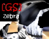 [GS]Zebra short jacket