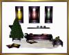Christmas Sofa Derive