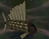 Steampunk Fish Ship
